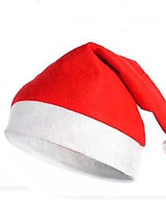 karácsonyi kalap piros felnőtt karácsonyi kellék