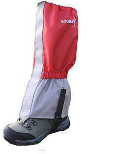 Ski leggvarmere Skobeskytter Unisex Vanntett Pustende Hold Varm Snowboard Bomull Rød Svart KlassiskSki Camping & Fjellvandring Alpin