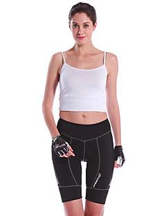 MYSENLAN® מכנס קצר מרופד לרכיבה לנשיםנושם / ייבוש מהיר / עמיד אולטרה סגול / חדירות גבוהה לאוויר (מעל 15,000 גרם) / רצועות מחזירי אור / 3D
