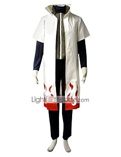 Inspired by Naruto Minato Namikaze Anime Cosplay Costumes Cosplay Suits