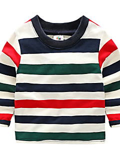 The Color Of The Baby Boys T-Shirt Hitz Casual Long-Sleeved Shirt