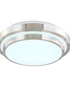 Montaj Flush ,  Modern/Contemporan Galvanizat Caracteristică for LED Acrilic Sufragerie Dormitor