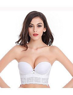 Demi-cup Bras,Push-up Polyester