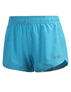 Women's Running Baggy shorts Quick Dry Breathable Compression Comfortable Spring Summer Winter Fall/Autumn Running Polyester SlimOutdoor