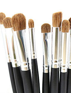 Premium 8pcs Eye Makeup Brushes Set Eyes Shadow Contour Blending Makeup Tools Kit