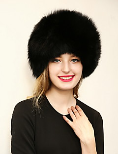 Women Faux Fur Bowler/Cloche HatCasual Fall / Winter