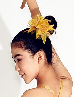 Performance Modern Dance Headpieces Women's / Children's Performance / Feathers Feathers /Fur / Flower(s) 1 Piece /