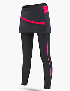 Sports Cycling Pants Women's Breathable / Windproof / Dust Proof / Wearable / Sweat-wicking / Comfortable Bike Tights Terylene Classic