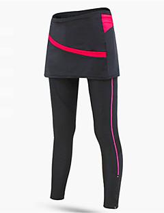 Esportivo Calças Para Ciclismo Mulheres Respirável / A Prova de Vento / Á Prova-de-Pó / Vestível / Confortável / Redutor de Suor Moto