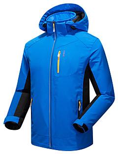 Hiking Softshell Jacket Men'sWaterproof / Breathable / Ultraviolet Resistant / Anti-Eradiation / Wearable /  Windproof /