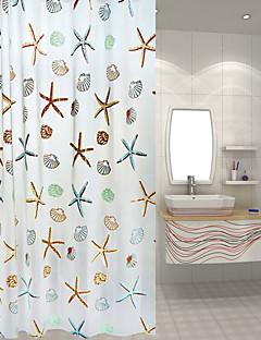 Modern Polyester 180*180cm ( L x W )  -  Gute Qualität Duschvorhänge