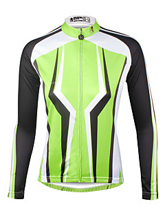 PALADIN® Cycling Jersey Women's Long Sleeve BikeBreathable / Quick Dry / Ultraviolet Resistant / Lightweight Materials / Reflective
