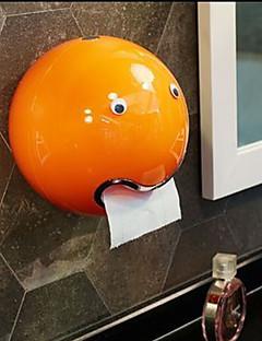 1db lakberendezési grogshop hotel WC víztaszító WC-papír tartó