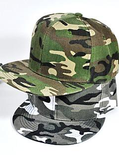 Masculino Boné / Chapéu de sol Masculino Vintage / Casual Todas as Estações Algodão