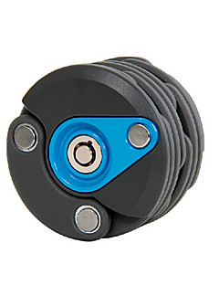 The Article Bicycle Chain Folding Hamburg Lock Dead Flies Mountain Bike Accessories Electric Vehicle Anti-theft