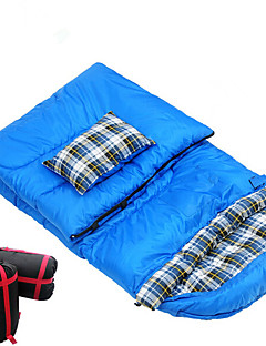 2.0kg Outdoor Fall Winter Thick Waterproof Camping Sleeping Bag