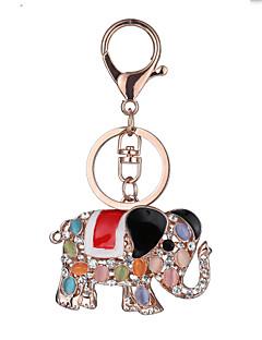 Europa i Sjedinjene Države nova realno gitara ključ lanac slon ključ lanac torba auto ključ privjesak Valentinovo dar tvornica izravne