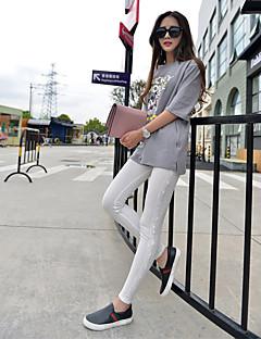 Ženy Krajka Legging,Polyester