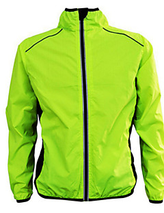 Cycling Jacket Women's / Men's Long Sleeve Bike Waterproof / Breathable / Windproof / Sunscreen Jacket / Tops Nylon Spring / Fall/Autumn