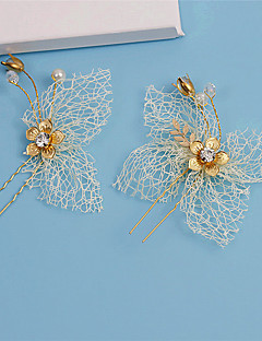 Wedding Veil One-tier Headpieces with Veil Lace Applique Edge Sparkling Glitter