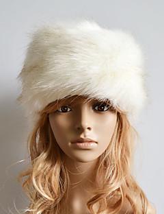 Žena Umělá kožešina Roztomilý / Na běžné nošení Zima Na lyže