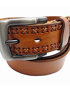 Men's Others Waist Belt,Vintage Work Casual
