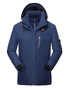 Hiking Softshell Jacket / Windbreakers / Tops Men's Waterproof / Thermal / Warm / Windproof Spring / Summer / Fall/Autumn / Winter
