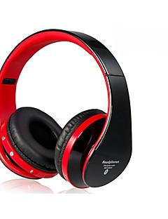 eb203 skládací na uší bezdrátová sluchátka stereo Bluetooth s FM& TF karet Reade