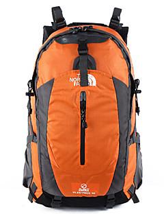 50 L Ruksak Camping & planinarenje Outdoor Vodootporno / Prozračnost Zelen / Srebrna / Crn / Plav / Dark Blue / žuta / Vojska Green