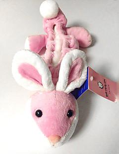 lední brusle Ochranné vybavení 1ks neklouzavou / růžová / Kreslený králík