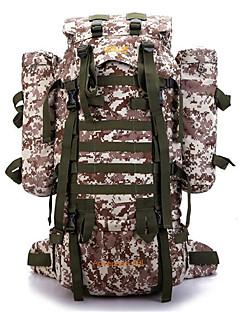 80 L Laptop paketi / Biciklizam ruksak / ruksak / Backpacking paketiCamping & planinarenje / Penjanje / Slobodno vrijeme Sport /