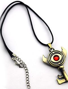 Altri accessori Ispirato da The Legend of Zelda Link Anime Accessori Cosplay Collane Oro Lega