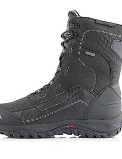 Men's Snow sports Mid-Calf Boots Winter Anti-Slip / Waterproof / Breathable Shoes Black