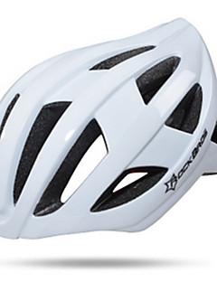Unisex Jezdit na kole Helma Není k dispozici Větrací otvory Cyklistika Cyklistika Velikost S: 51-55 cm; uhlíkové vlákno + EPS Others
