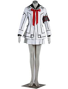 Inspirovaný Vampire Knight Cosplay Anime Cosplay kostýmy Cosplay šaty Jednobarevné Kabát Tričko Sukně Kravata Pro Dámský