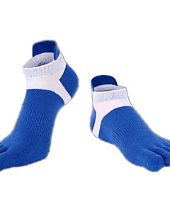 Heren Sokken/Fietssokken Sportsokken Teensokken Antislip sokken Yoga Pilates Ademend Draagbaar Anti-Slip Comfortabel Beschermend-1 paar