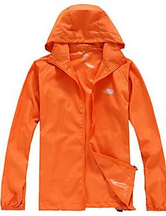 Sport Skiklær Vindjakker / Softshell-jakker / Solbeskyttende klær Dame Vinterplagg Chinlon VinterklærVanntett / Fort Tørring / Vindtett /