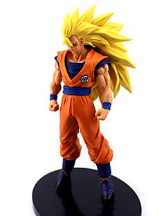 Anime Čísla akce Inspirovaný Dragon Ball Goku Anime Cosplay Doplňky postava Pomarańczowy PVC