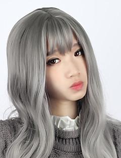 Sweet Lolita Elegant Curly Gray Lolita Wig 70cm CM Cosplay Wigs Wig For Women