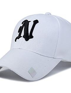 Čepice Odolný vůči UV záření Unisex Baseball Léto Bílá Růžová Šedá Černá Jezerní modrá-Sportovní®