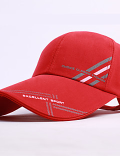 כובע עמיד אולטרה סגול יוניסקס כדור בסיס קיץ אדום חאקי שחור כחול-ספורטיבי®