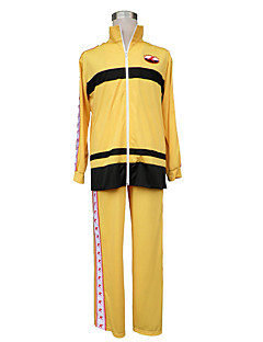 The Prince of Tennis Anime Cosplay Costumes Coat  / Pants Male