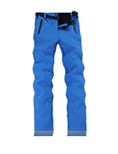 Naisten Softshell-housut Vedenkestävä Pidä lämpimänä Nopea kuivuminen Tuulenkestävä Ultraviolettisäteilyn kestävä Eristetty Säteilemätön