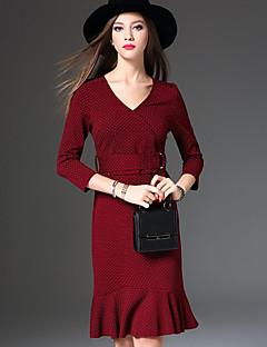 501289bc5a6d Γυναικείο Καθημερινά Απλό Θήκη Φόρεμα