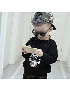 Boy Casual/Daily Solid Hoodie & Sweatshirt,Cotton Spring Fall Long Sleeve