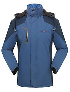 טיולי טבע ז'קט עם שכבה חיצונית רכה יוניסקס עמיד למים / שמור על חום הגוף / עמיד / לביש חורף טרילןירוק / אדום / אפור כהה / כחול / סגול /