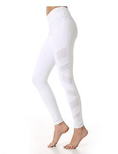 מכנסיים יוגה טייץ רכיבה על אופניים נושם ייבוש מהיר דחיסה בד קל מאוד מתיחה בגדי ספורט לנשים Yokaland® יוגה פילאטיס כושר גופני ריצה