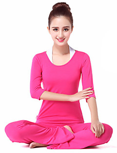 Yoga Clothing Sets/Suits Breathable Comfortable Stretchy Sports Wear Women'sYoga