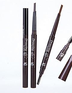 גבות עפרון יבש מחזיק לאורך זמן טבעי לדעוך שחור גריי Gradient עירום עיניים