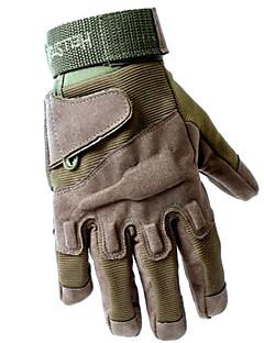 wearable / beschermende doek demin jacht 18cm handschoenen
